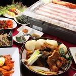 韓国家庭料理 豚富
