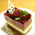アンジュ - 料理写真:サバイヨン