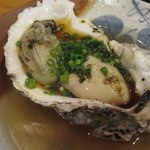四季のおでん - 牡蠣