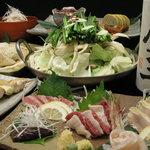 九州料理 くらら - ご宴会コース