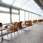ビュッフェレストランARK - 内観写真:景色最高!のテラス席
