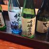 はざま酒造 - ドリンク写真:吟醸生原酒が一番美味しかったです