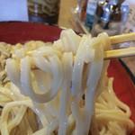 麺処まると - うどんUP_2014-03-13