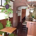 taverna ichi - 入り口から