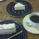 2491685 - チーズケーキ&くるみとキャラメル