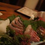24919065 - 鮮魚の刺身6点盛り