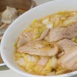 神座飲茶樓 - オリジナル小籠包+おいしい拉麺