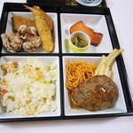 龍宮殿 - 料理写真:お子様御膳
