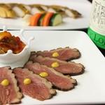アルヴィノ - 鴨ロース肉の旨煮