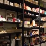 文房具カフェ - 文房具がたくさん
