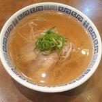 中華料理 三好 - 天津飯セット 750円