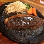 かうぼーい - イチボのステーキ…