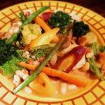 テオドーラ - こだわりの季節の野菜料理