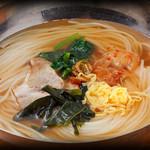 七輪 - 冷麺