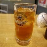 四季ボウ坊 - ウーロン茶。