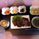 明洞 - スペシャルランチ定食1,480円♡