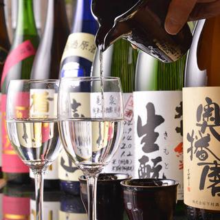 焼肉と純米酒の勧め!