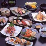 葵寿し - 料理写真:店主こだわりの会席料理もご用意しております。