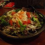 ひょうたん 別館 - 甘エビのサラダ 900円