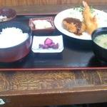 めしや 大福 - 日替わりセット800円