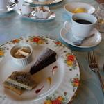 ラレーヌ アリス - デザートとコーヒー