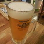 カフェ スプーン - 生ビール