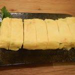 カフェ スプーン - 韓国風チーズ玉子焼き