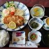 川した - 料理写真:2014年3月おろしカツ定食