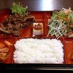 定食・呑み処 まるしょう - 定食・呑み処 まるしょう @葛西 ランチ プルコギ定食 735円
