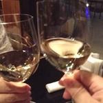 ビストロ ル・プラ - 今日のスタートワインは「ミズデュ プランタン」