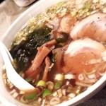 24936834 - チャーシュー麺