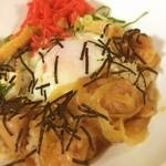 豆腐茶屋がんこ - 親子丼300円!!