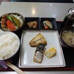 ケトル - 鯖の塩焼き定食
