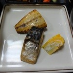 ケトル - 鯖の塩焼き