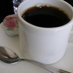 喫茶 ミューゼ - ホットコーヒー