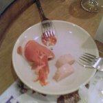 メルロ - お肉のつまみ三種盛り 600円