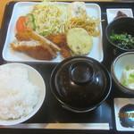 薩摩屋 - 料理写真:日替わり定食