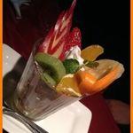レストラン柴崎 - パフェ