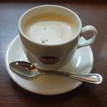 BECK'S COFFEE SHOP - カフェラテ:270円 (2014/3)