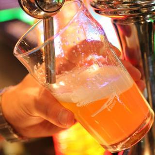 ビール専門店!