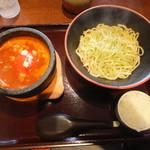 24942524 - トマトつけ麺(880円)