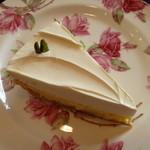 ワイズカフェ - ヨーグルトチーズケーキ