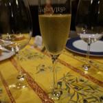 ル カフェ プランタニエ - 泡モノ(シャンパン)