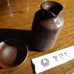 大島屋 - お酒・・・黒龍常温