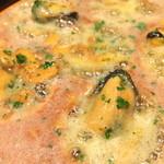 然 - ムール貝のガーリックバター焼