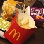 マクドナルド - チーズてりたまー!