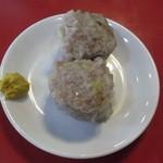 牡丹 - ジャンボ焼売 1個110円