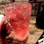 クラッシュビーン - バイスサワー美味し!