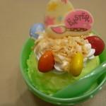 サーティワンアイスクリーム - シングルエッグカップサンデー