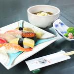 寿司割烹 八風 - 料理写真:握り寿司